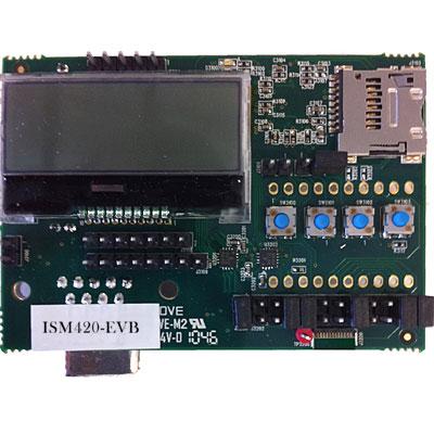ISM420-EVB