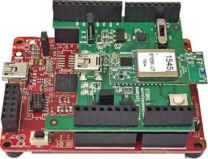 Cypress ISMART PSoC 4 MCU