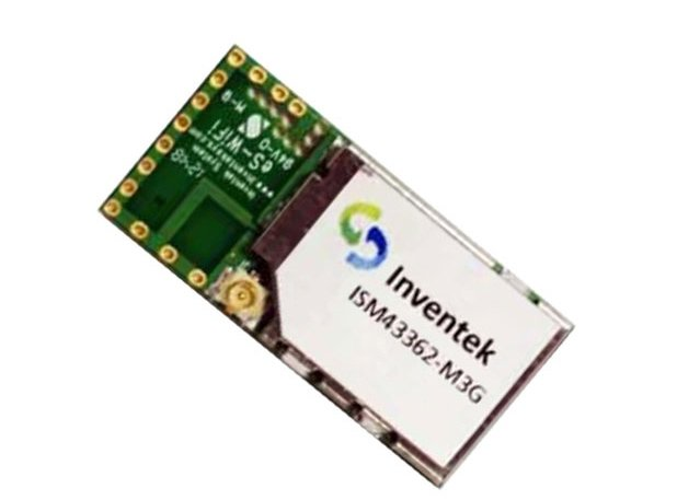 ISM43362 eS-WiFi Module