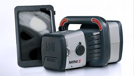 Z BACKSCATTER IMAGING SYSTEM MINI Z