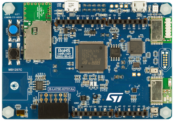 STM32L4 Series MCUs based on ARM® Cortex® M4 core